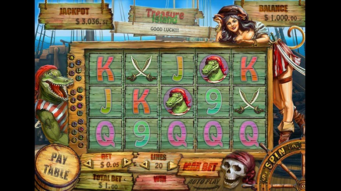 game-slot-treasure-island-autobola